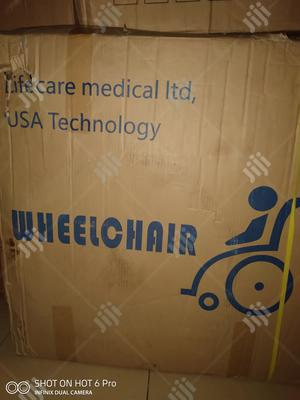 Wheelchair | Medical Supplies & Equipment for sale in Rivers State, Port-Harcourt