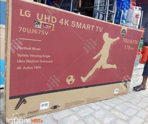 "LG 70""Inches Smart Internet Uhd 4K TV | TV & DVD Equipment for sale in Lagos State, Ojo"
