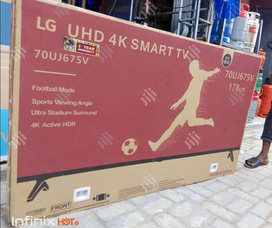 "LG 70""Inches Smart Internet Uhd 4K TV"