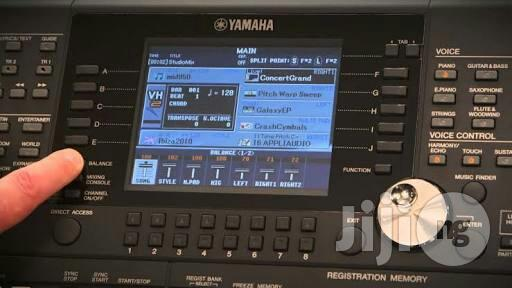 Yamaha Keyboard PRS S750   Musical Instruments & Gear for sale in Mushin, Lagos State, Nigeria