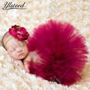 Newborn Tutu Skirt And Headband Costume Outfit For Photo Shooting | Children's Clothing for sale in Lagos State, Ajah