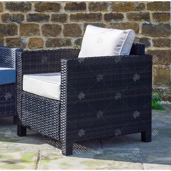 Tiny Fabulous Garden Rattan Chair