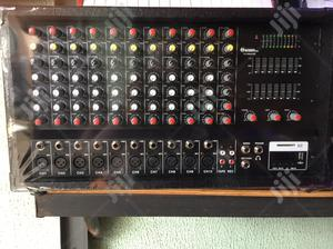 10 Channel Mixer Amplifier   Audio & Music Equipment for sale in Lagos State, Ojo