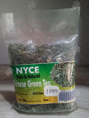 Nyce Pure And Natural Chinese Green Tea | Vitamins & Supplements for sale in Abuja (FCT) State, Wuse 2