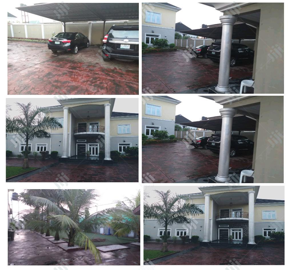 Archive: 6bedroom Duplex For Sale At Agip Estate Port Harcourt