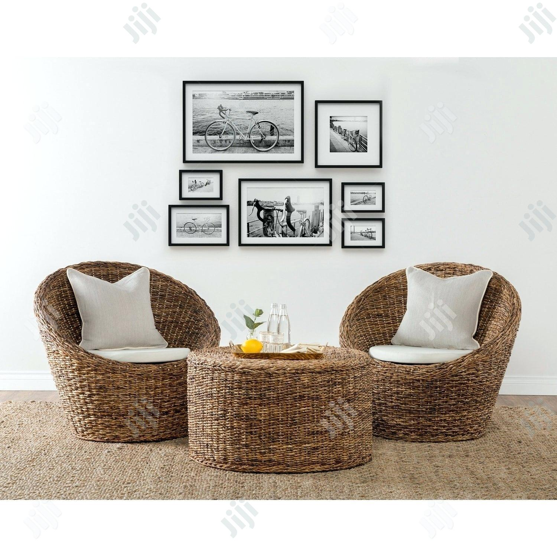 Luxury Rattan-crafted Garden/Outdoor Furniture Unit