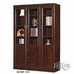 Executive Office Glass Door Bookshelf