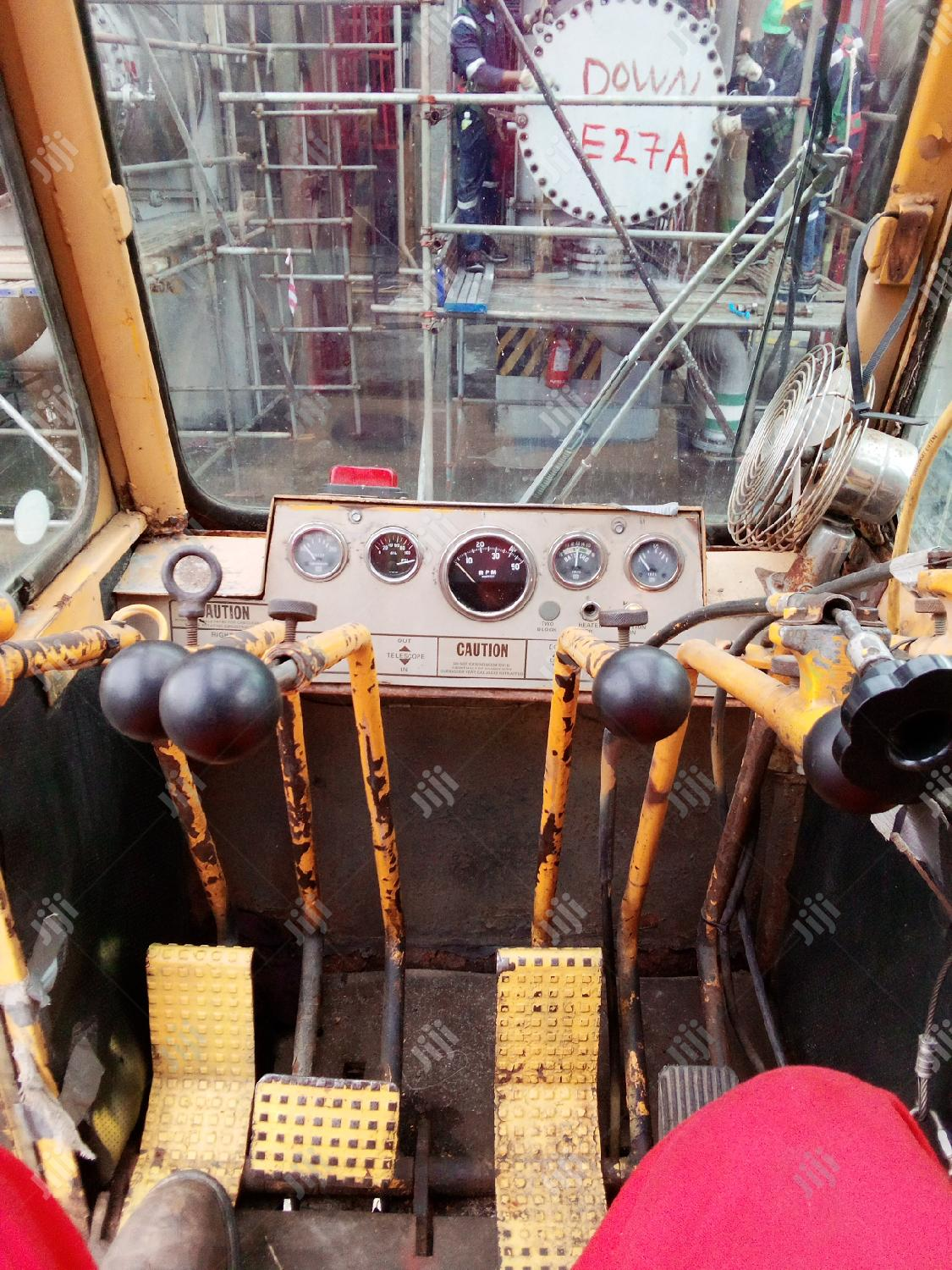 Crane Operator   Mining Industry CVs for sale in Port-Harcourt, Rivers State, Nigeria
