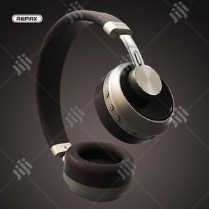 Remax Rb 500HB Bluetooth Headphone   Headphones for sale in Lagos State, Ikeja