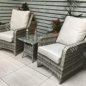Intricate Rattan-Crafted Garden Furniture Set - Long-Lasting | Furniture for sale in Lagos State, Ikeja