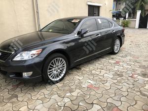 Lexus LS 2011 460 Blue | Cars for sale in Lagos State, Lekki