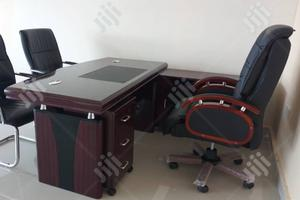 Office Table With Chairs | Furniture for sale in Lagos State, Ojodu