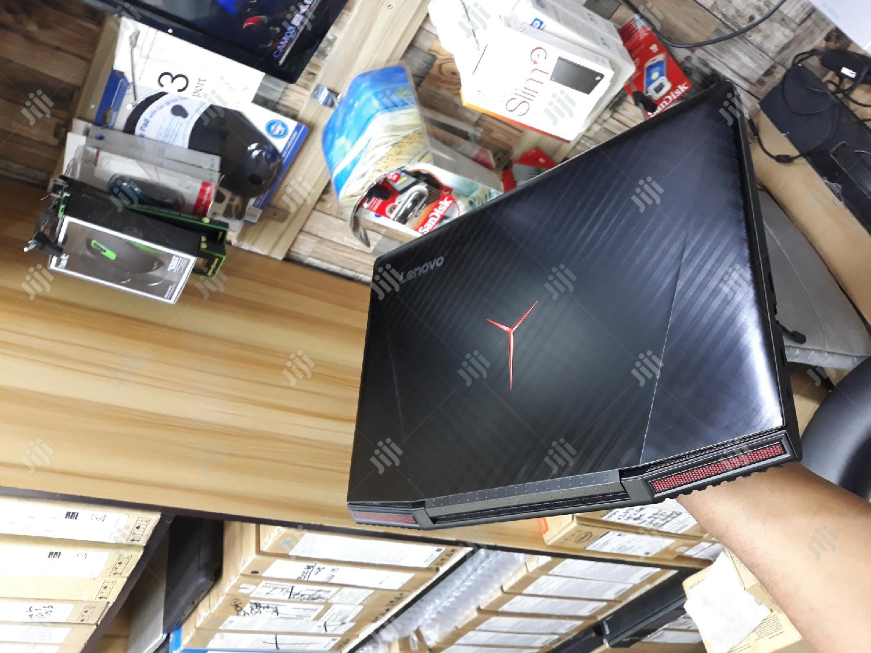 Archive: Laptop Lenovo Legion Y720 16GB Intel Core i7 SSD 500GB