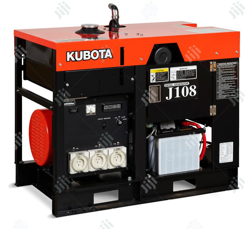 8kva Kubota Japan Diesel Generator | Electrical Equipment for sale in Port-Harcourt, Rivers State, Nigeria