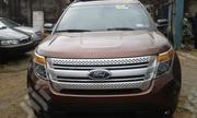 Ford Explorer 2012 Gold | Cars for sale in Lagos State, Ojodu