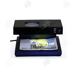 Counterfeit Money Detector Machine Both Local and Foreign Currency   Stationery for sale in Lagos State, Ikeja