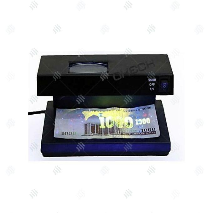 Counterfeit Money Detector Machine Both Local And Foreign Currency