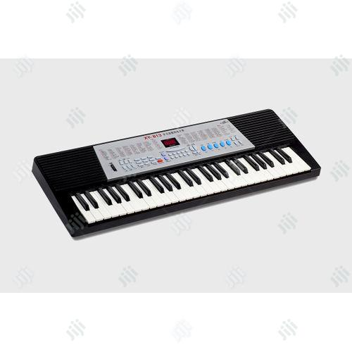 54-keys-learners-keyboard-piano-with-adapter-xy-813 | Musical Instruments & Gear for sale in Ojo, Lagos State, Nigeria