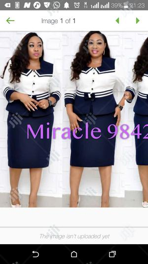 Mirace Female Skirt Blouse | Clothing for sale in Lagos State, Ikeja