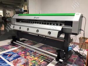 YINGHE 8ft Eco Solvent Large Format Machine New | Printing Equipment for sale in Lagos State, Ikeja