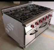 Gas Cooker With Oven 6 Burners | Restaurant & Catering Equipment for sale in Lagos State, Lekki Phase 1