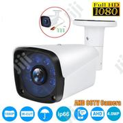 AHD CCTV Camera 4.0MP Waterproof Outdoor Security System Night Vision | Security & Surveillance for sale in Lagos State, Ikeja