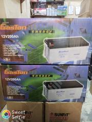 200ah/12v Gaston Battery | Electrical Equipment for sale in Lagos State, Ojo