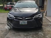 Toyota Camry 2016 Black | Cars for sale in Delta State, Warri