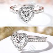 Silver Steel Engagement Proposal Ring | Wedding Wear for sale in Lagos State, Ajah