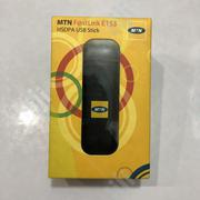 MTN Fastlink E153 HSDPA USB Stick Modem For All 3G Networks | Networking Products for sale in Lagos State, Ikeja