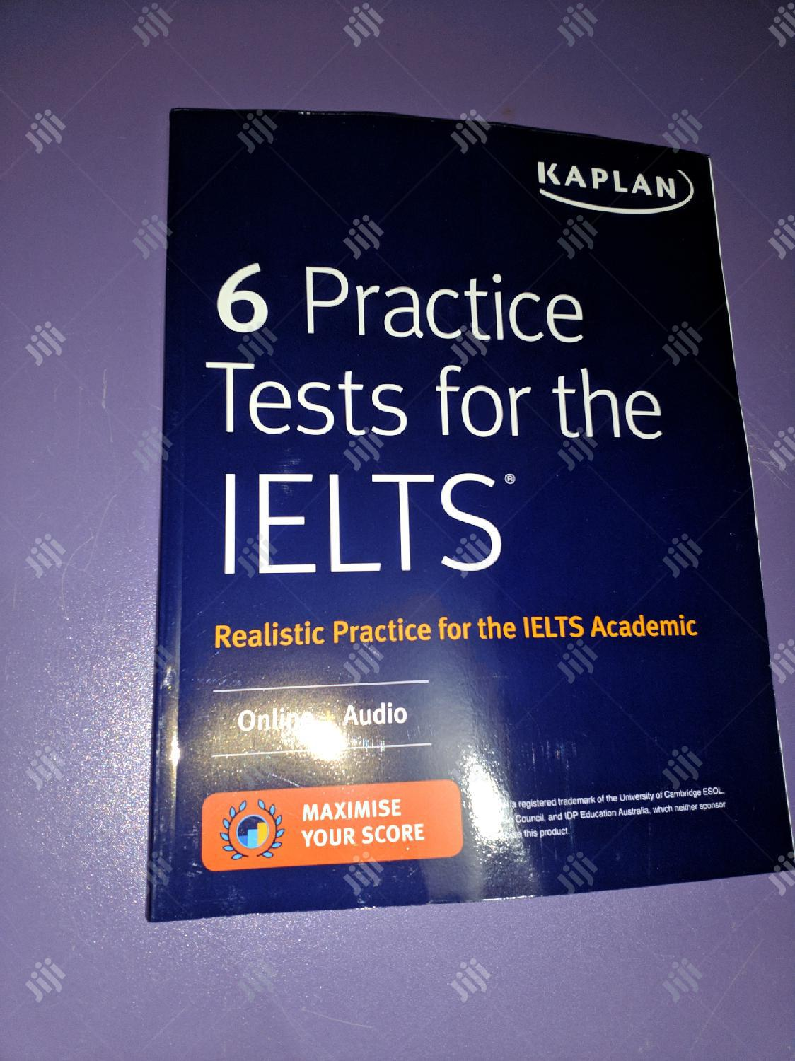 Archive: 6 Practice Tests For The IELTS