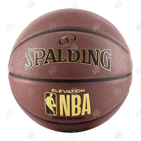 Brand New Spalding Basketball Ball