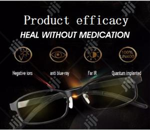 Anti Blue Ray And Radiation Flash Light: Quantum Energy Eye Glasses   Clothing Accessories for sale in Enugu State, Enugu
