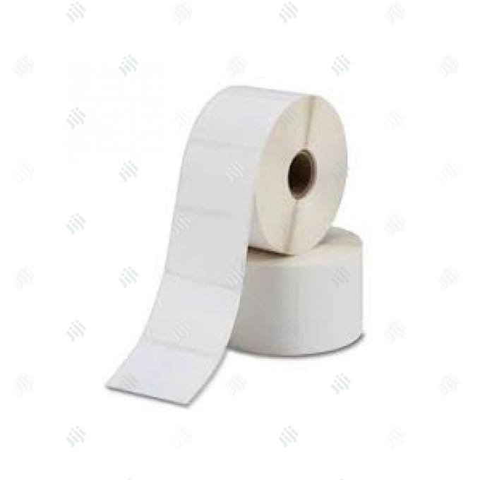 Barcode Label Sticker 60mm By 40mm Directthermal Quality Paper