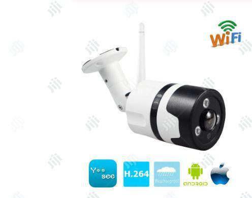 Wifi 1080P Outdoor Waterproof 360 Degree IP Camera IR Night Vision