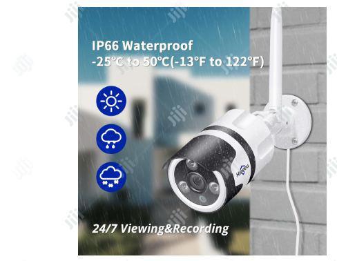Wifi 1080P Outdoor Waterproof 360 Degree IP Camera IR Night Vision | Security & Surveillance for sale in Ikeja, Lagos State, Nigeria