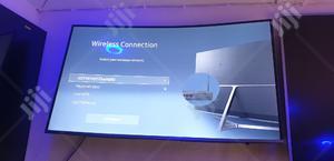 "49"" UHD 4K Samsung Smart Curved Led TV | TV & DVD Equipment for sale in Lagos State, Ojo"
