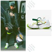 Off-White X Nike Zoom Terra Kiger 5 Sneakers | Shoes for sale in Lagos State, Lagos Island