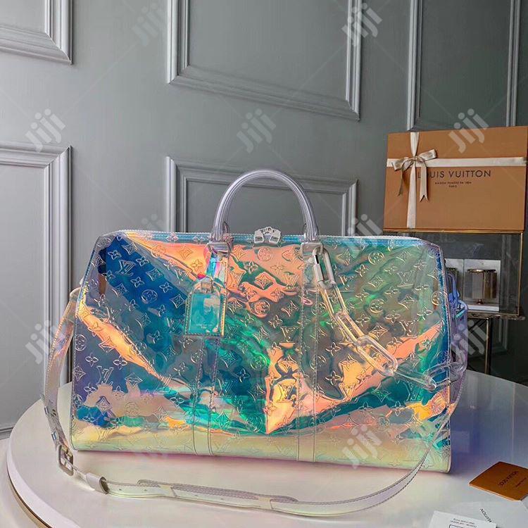 Original Transparent Duffel Bag