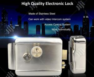 Electric Control RIM Lock For 12V Access Control System | Safetywear & Equipment for sale in Lagos State, Ikeja