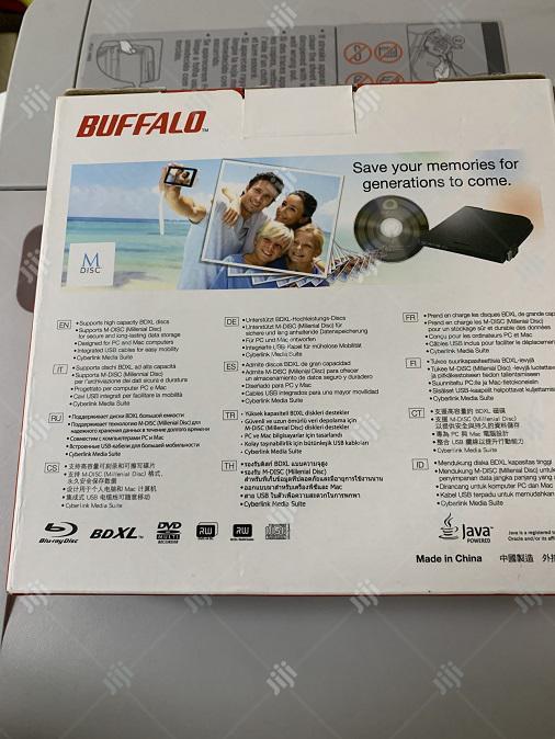Buffalo Mediastation 6X Portable BDXL Blu-Ray Burner With M-Disc Suppo | Computer Accessories  for sale in Enugu / Enugu, Enugu State, Nigeria