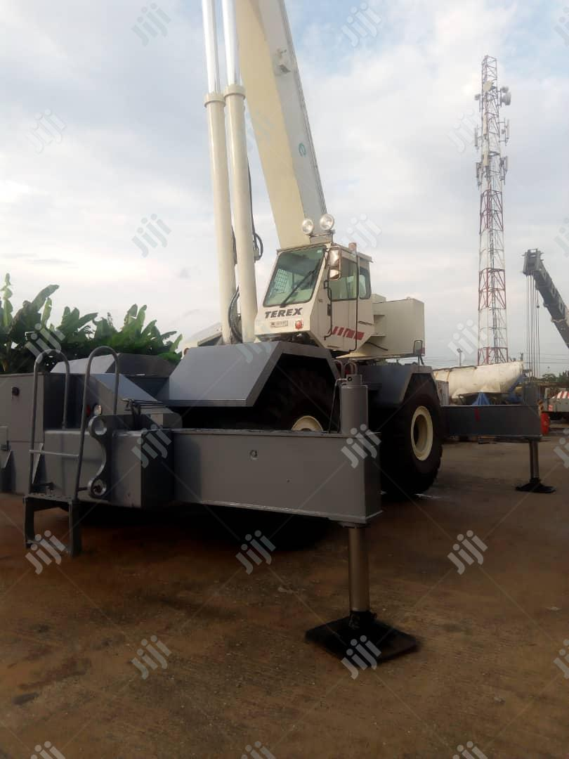 100 Tonns Terex Crane | Heavy Equipment for sale in Port-Harcourt, Rivers State, Nigeria