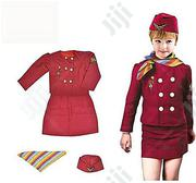 Le Sheng Kid Air Hostess Costume Set For Children(3-9yrs) | Children's Clothing for sale in Lagos State, Lagos Island