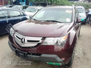 Acura MDX 2008 SUV 4dr AWD (3.7 6cyl 5A) Brown   Cars for sale in Lagos State, Apapa