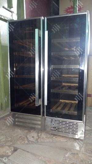 Double Door Built In Wine Chiller - Cabinet   Store Equipment for sale in Lagos State, Lekki