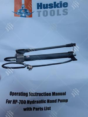 Hydraulic Hand Pump   Manufacturing Equipment for sale in Lagos State, Ojo