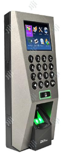 Zkteco F18 Fingerprint Time Attendance And Access Control | Safety Equipment for sale in Wuse 2, Abuja (FCT) State, Nigeria