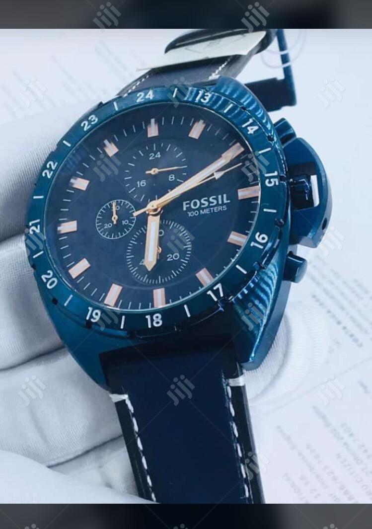 Fossil Timepiece