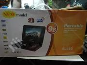 This Is EVD Video 3D9.8 Portable EVD/DVD With TV Player Card Reader   TV & DVD Equipment for sale in Lagos State, Ikeja