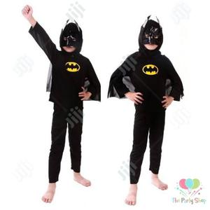 Kids Batman Non Padded Costume   Children's Clothing for sale in Lagos State, Amuwo-Odofin